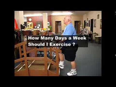 How Many Days a Week to Exercise for the BEST RESULTS