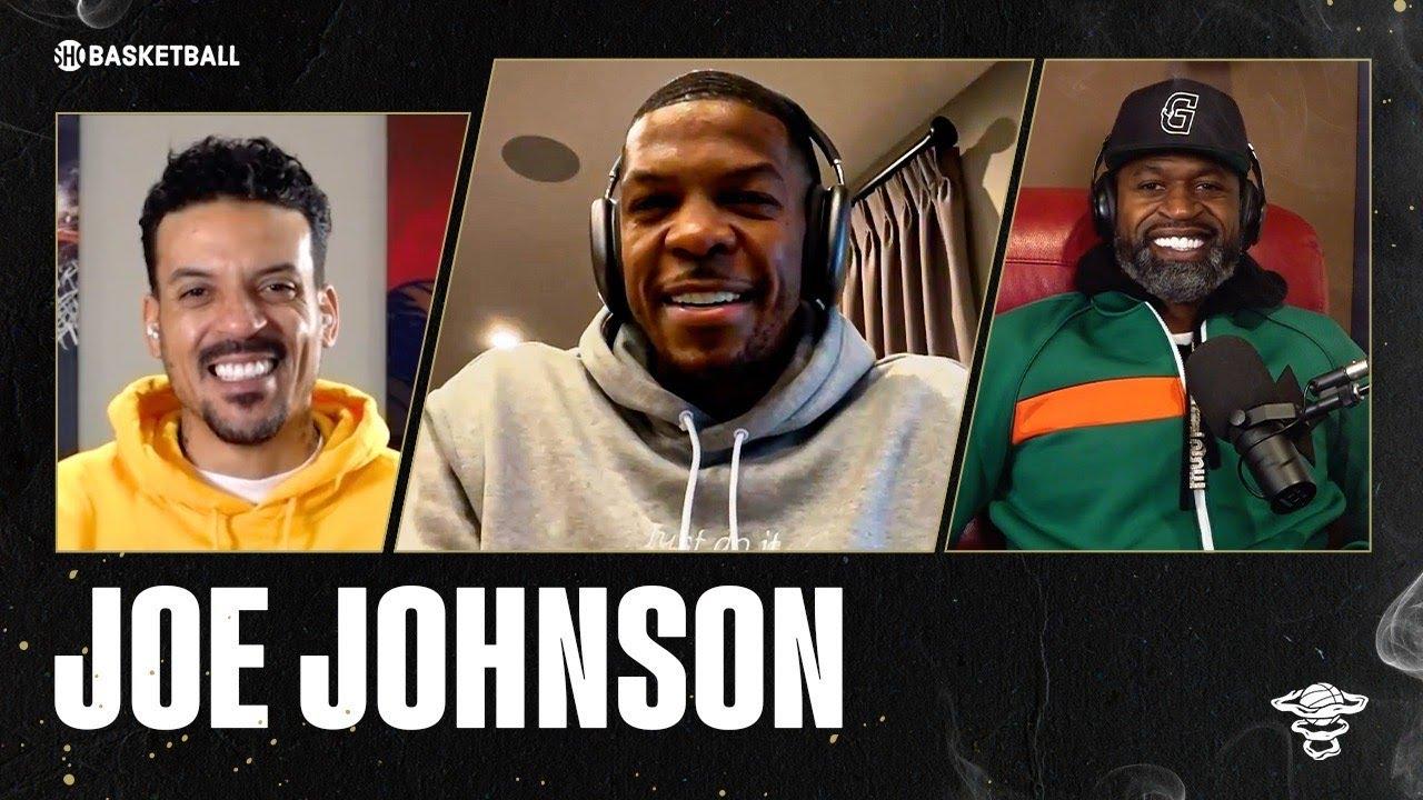 Joe Johnson   Ep 72   ALL THE SMOKE Full Episode   SHOWTIME Basketball