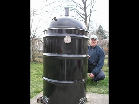 Ugly Drum Smoker, UDS BBQ Pit, Video