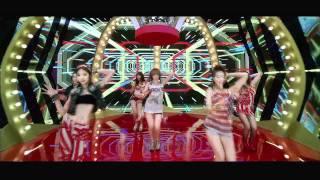 Dal★Shabet - Bling Bling [MV] [HD] [Eng Sub]