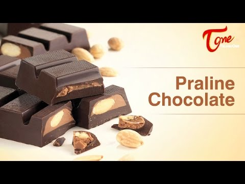 Diwali Special || Making Process of Praline Chocolate || By Aman Johar