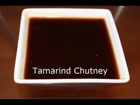 चिंचेची चटणी | Imli Ki Chatni I Tamarind Chutney By Vishakha's Kitchen Marathi