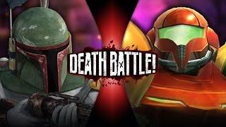 Boba Fett vs Samus Aran   DEATH BATTLE!   ScrewAttack!