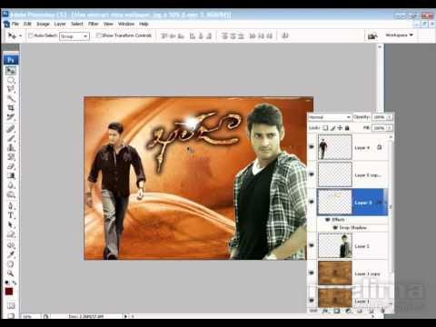 How to Design Flex Banner in Photoshop