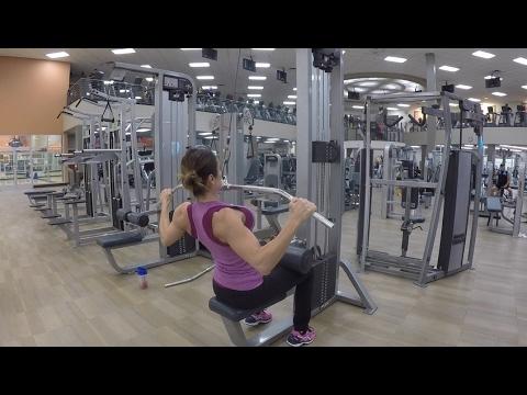Free Back workout 2