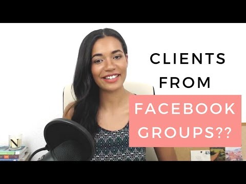 How To Get Graphic Design Clients From Facebook Groups