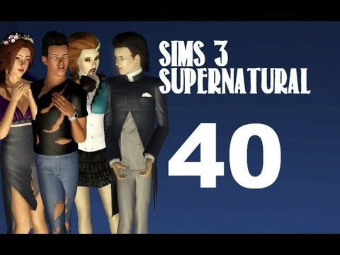 Let's Play: The Sims 3 Supernatural -(Part 40)-Prom! w/Commentary