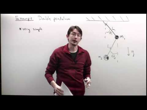 Lecture: Application of Runge-Kutta to Chaotic Dynamics and the Double Pendulum