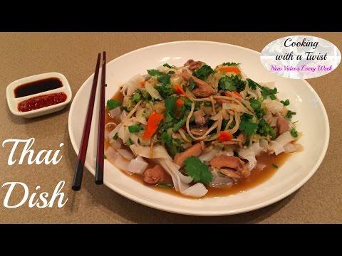 Thai Cuisine - Ladna - Thai Food Recipe - Best Thai Food - How to make Ladna Thai dish