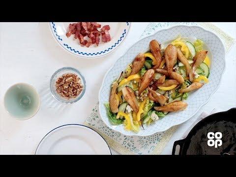 Co-op Food | Balsamic Pear Salad