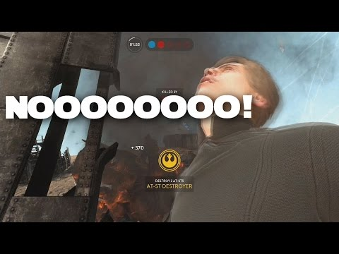 No Clone Wars or Force Awakens Content!? - Star Wars Battlefront