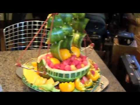 # 917 Hortencia's Fruit Boat Carls Aquarium