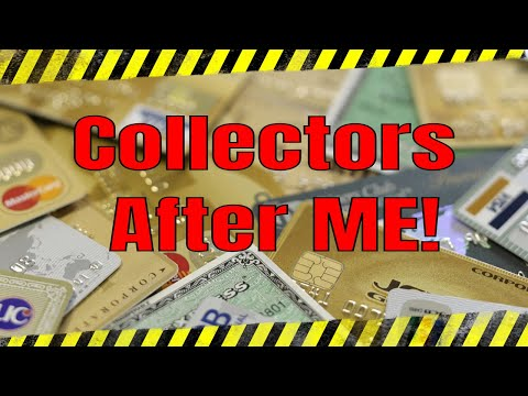 Collections - I owe Money !!! $$$$