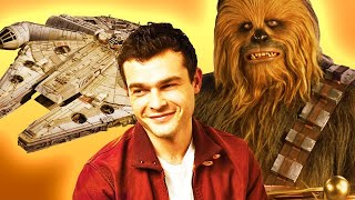 A Han Solo Prequel Is Out in 4 Months, What Do We Know? - Up At Noon Live!