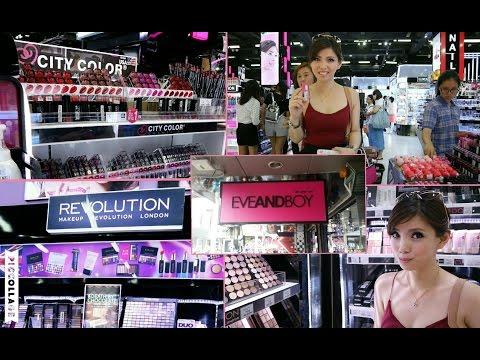 Eveandboy Siam Square , Bangkok Thailand | Makeup Shopping With Rinmakeup Jakarta