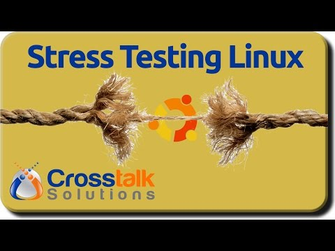 Stress Testing Linux