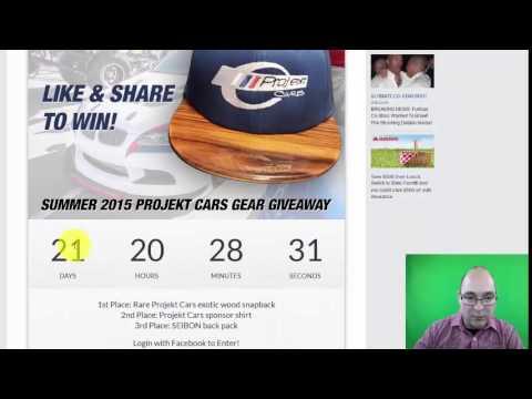 Facebook Contest DEMO Video