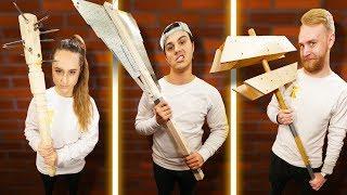 DIY Build Your Weapon!