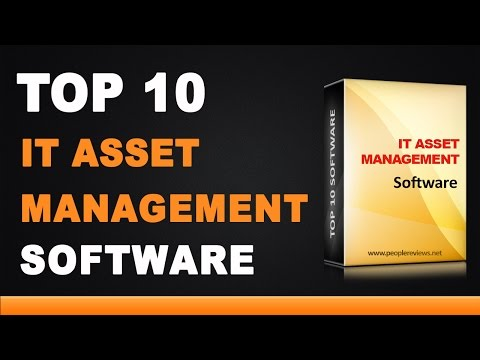Best IT Asset Management Software - Top 10 List