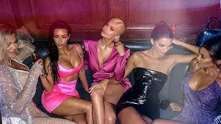 Inside Kylie Jenner's 21st Birthday Party! Caitlyn Drama, Crystal Outfits & Bleached Blonde Hair