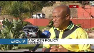 UPDATE: ANC KZN Policy conference in its second day