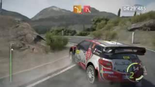 WRC 6 -  La figuera - World record