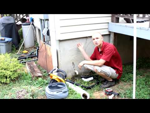 How to clear the condensation line for the Air Conditioner Equipment for free