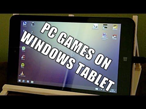 Cheap Windows 8.1 Tablet Games #1 [Colorovo CityTab Supreme 8]