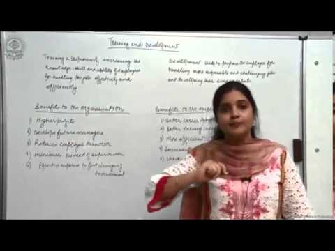 Training and Development CBSE Class 12 Business Studies by Ruby Singh
