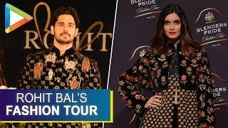 Sidharth Malhotra and Diana Penty @Blenders Pride Fashion Tour 2019 | Part 3