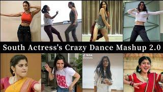 South Actress Crazy Dance Insta Reels |Samantha,Sai Pallavi| Rakul,Kajal Agarwal| Rashmika Mandanna