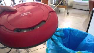 Mejor Robot De Limpieza : El Impresionante Taurus Sriker Mini