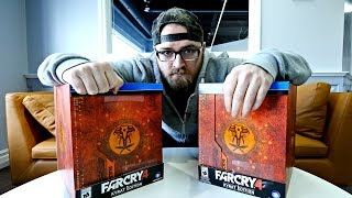 Far Cry 4 Kyrat Edition Unboxing & Giveaway!