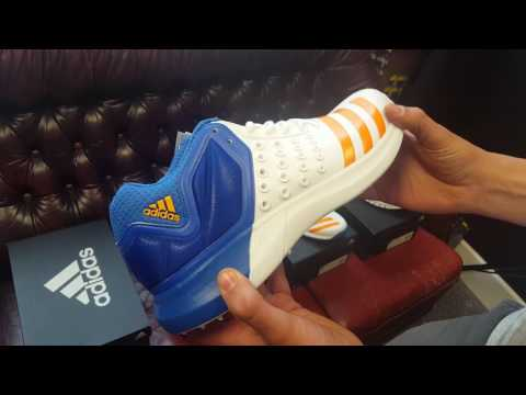 Video Tour of the new Adidas 2017 Cricket Shoes range