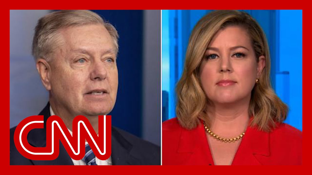 Keilar: Lindsey Graham a version of himself no one recognizes
