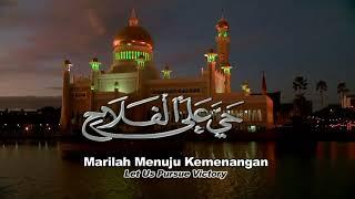 Azan Maghrib tv3