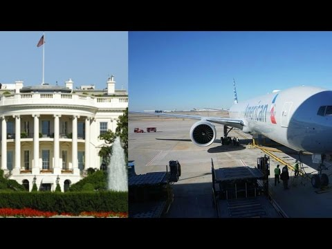 Flying in D.C the Nations CAPITAL!!