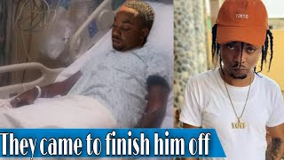 Men came to finish off Rygin King in the hospital, police catch them & Transfer Rygin | Fake Friends