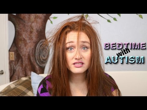 AUTISM BEDTIME ROUTINE TIPS || Autism Tips For Caregivers