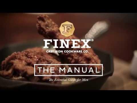 Simple cast iron skillet fried chicken recipe