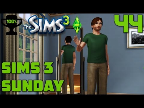 Two promotions and a party - Sims Sunday Ep. 44 [Completionist Sims 3 Let's Play]