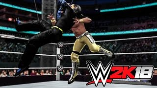 WWE 2K18 Top 10 Finishers That Need New Animations!