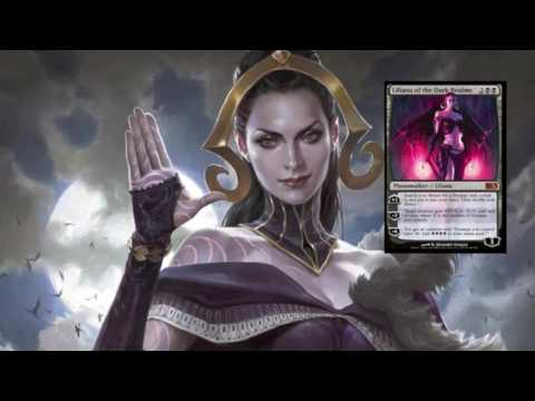 How to build a commander deck