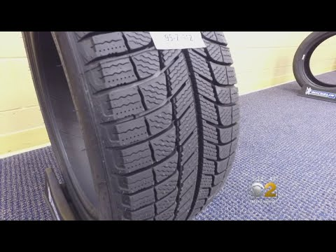 Mobile Weather Lab: Winter Tires