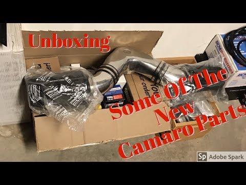 New Camaro Parts