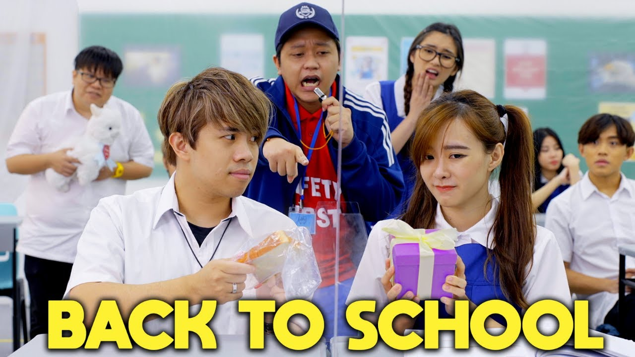 13 Types of Students BACK TO SCHOOL