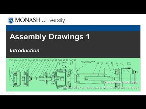 Assembly Drawings 1