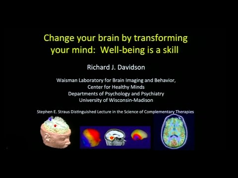 Change Your Brain by Transforming Your Mind - Meditation - NIH NCCIH