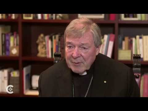 Cardinal Pell on the synod and Communion