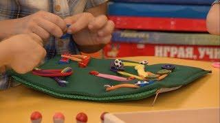 Оздоровление детей в губкинских детских садах